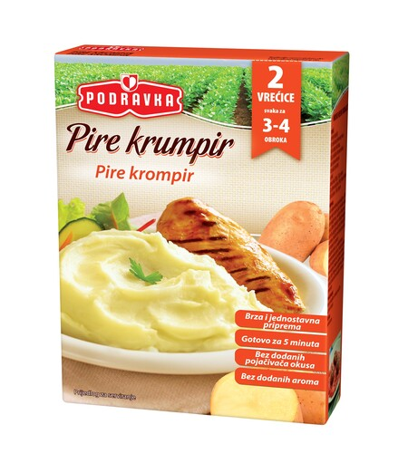Podravka Mashed potato