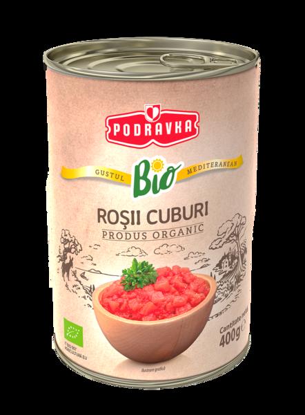 Rosii cuburi Bio