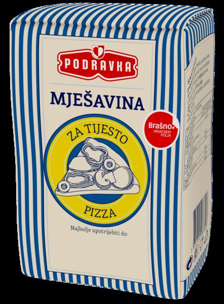 Mješavina za tijesto za pizzu