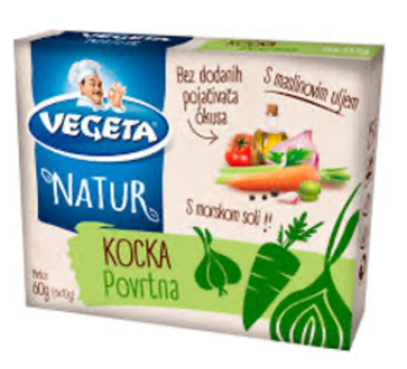 Vegeta Natur   vegetable cubes