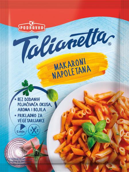 Macaroni Napoletana