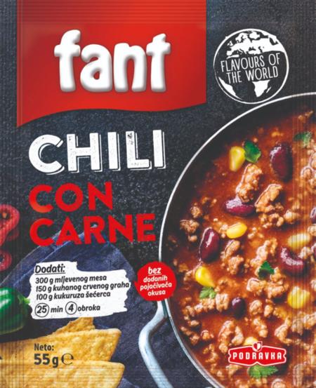 Fant chili con carne