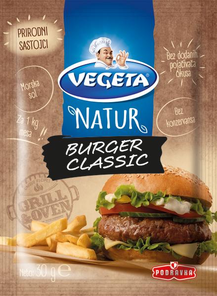 Vegeta Natur Burger Classic