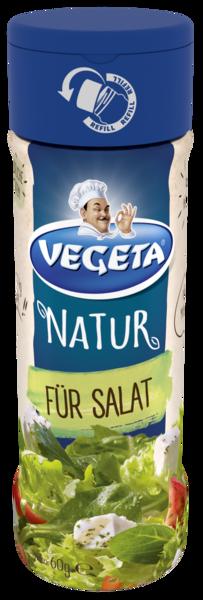 Vegeta Natur für den Salat