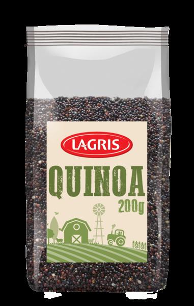 Quinoa černá