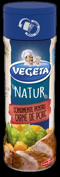 Vegeta Natur Condimente pentru carne de porc doza