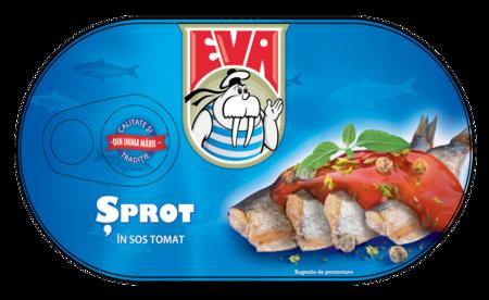Eva Sprot in sos tomat