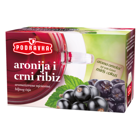 Aronia and blackcurrant