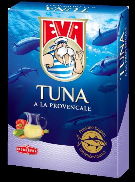 Tuna a la provencale
