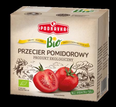 Przecier pomidorowy Podravka BIO