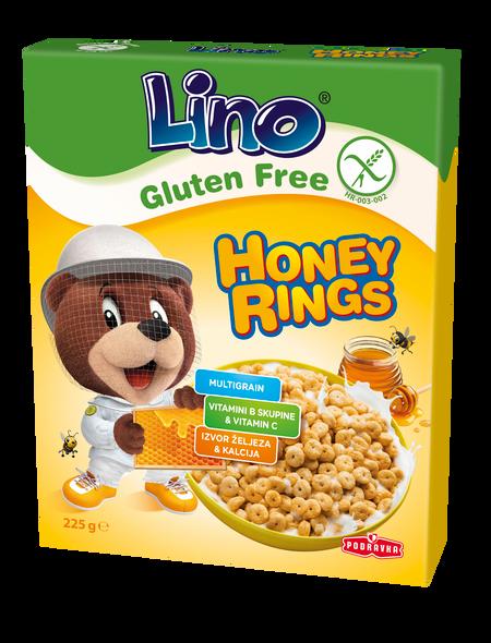 Lino Honey rings bez glutena