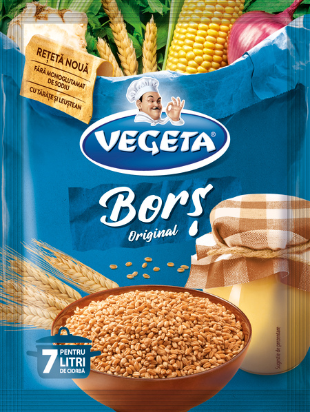Vegeta Bors Original