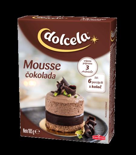 Mousse čokolada
