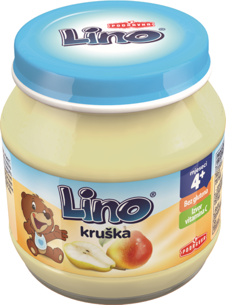 Lino kašica hruška