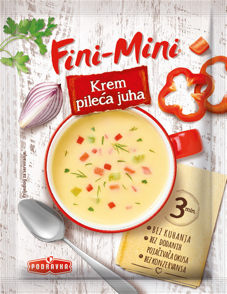 Fini Mini Cream Chicken Soup