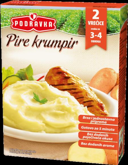 Podravka pire krumpir