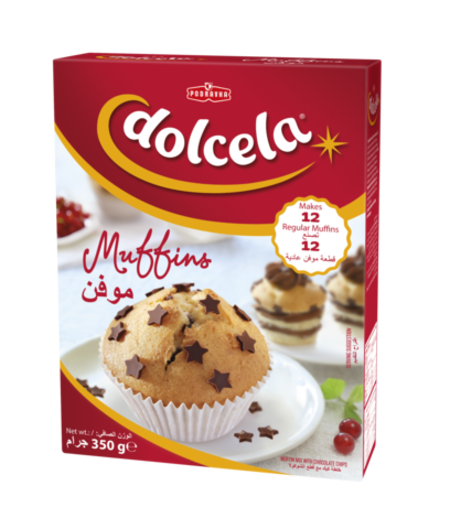 Dolcela Muffins