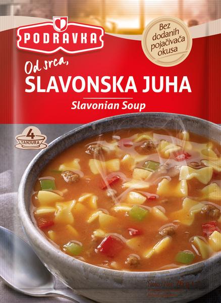 Slavonian soup