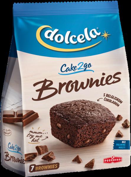 Cake2go Brownies
