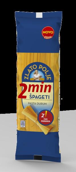 Spagetti 2 min