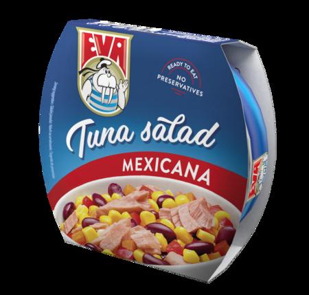Tuniakový šalát Mexicana