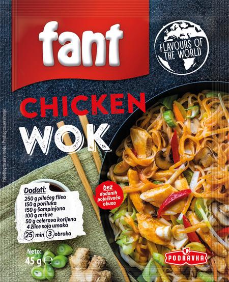 Fant Chicken Wok
