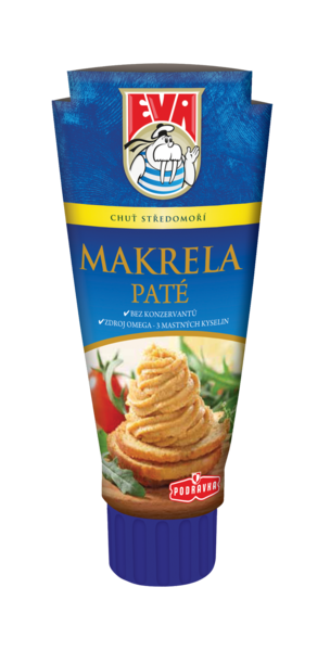 Paté Makrela
