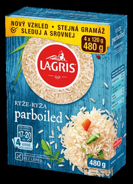 Rýže parboiled