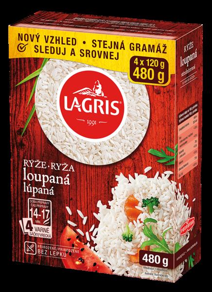 Rýže loupaná