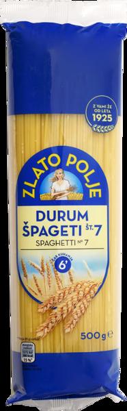 Špageti durum