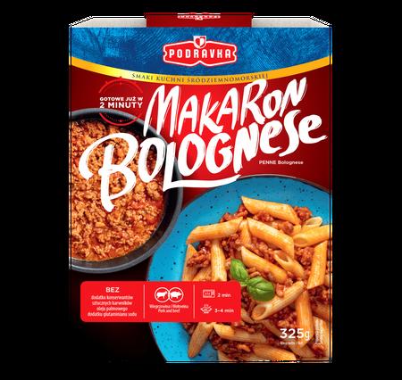Makaron Bolognese danie gotowe