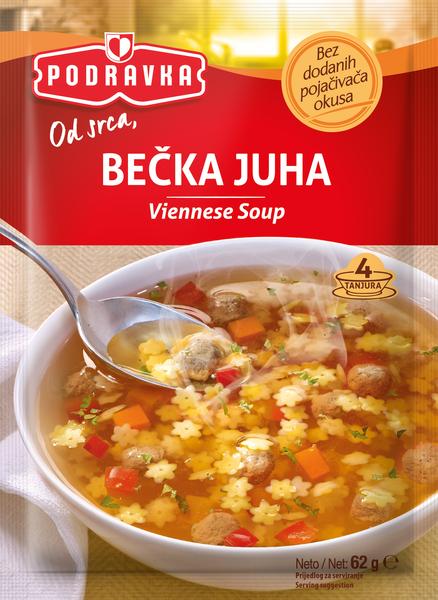 Viennese Soup