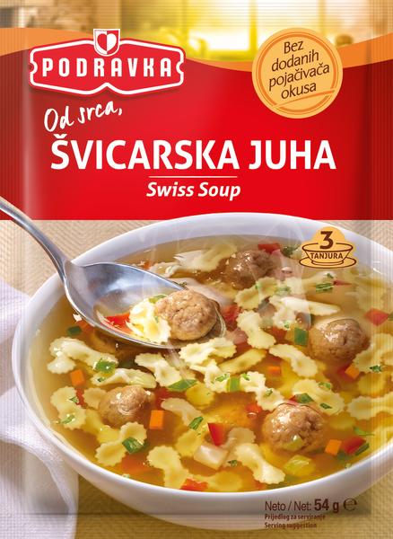 Swiss soup