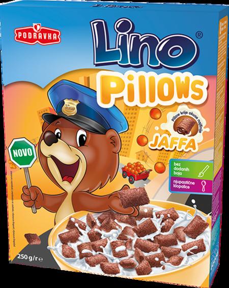 Lino Pillows jaffa