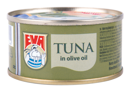 Tuna koščki v oljčnem olju
