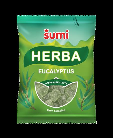 Herba gumeni bomboni eukaliptus