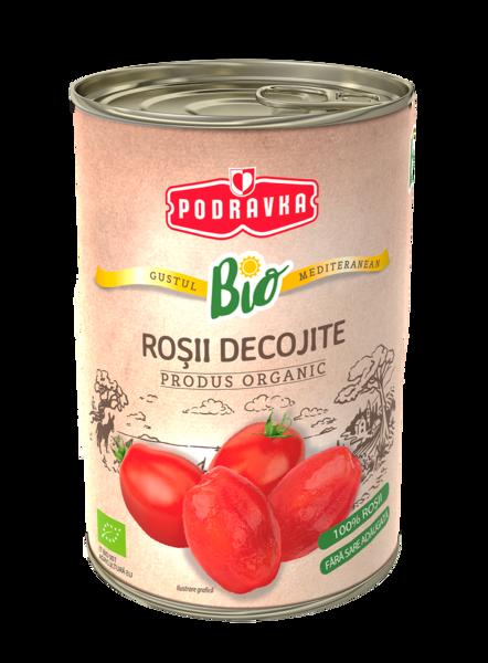Rosii decojite Bio