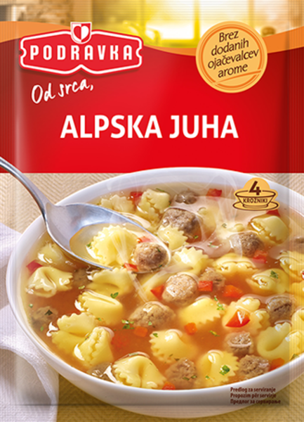 Alpska juha
