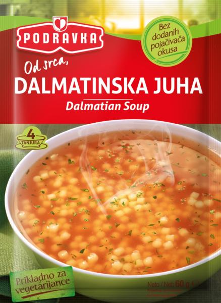 Dalmatian soup