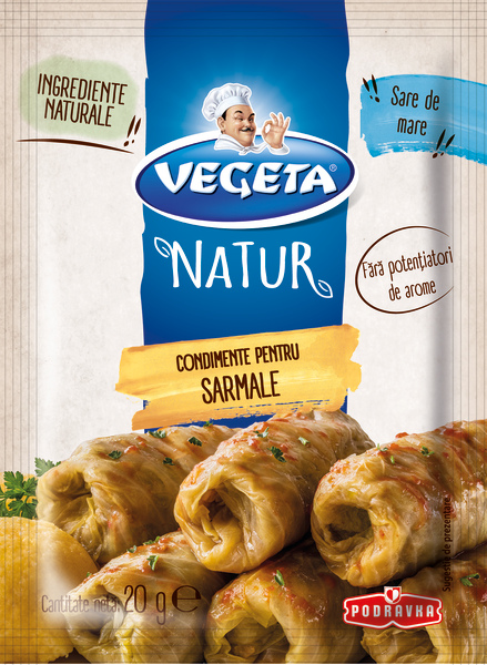 Vegeta Natur Condimente pentru sarmale