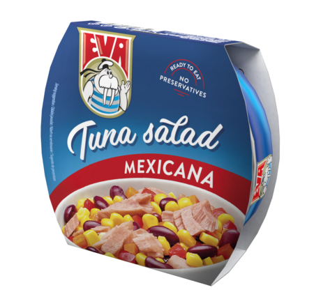 Eva salata de ton Mexicana