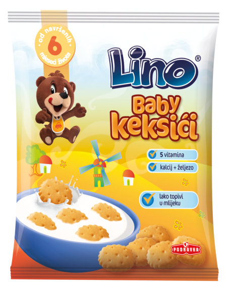 Lino baby biscuit