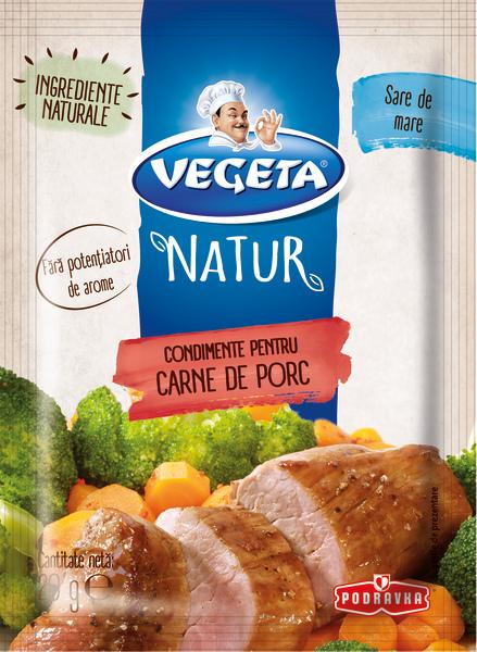 Vegeta Natur Condimente pentru carne de porc