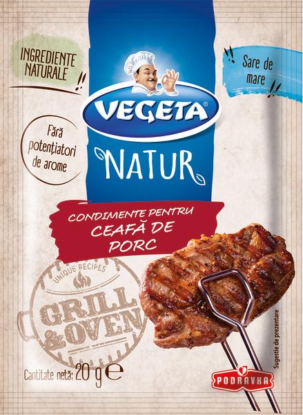 Vegeta Natur Condimente pentru ceafa de porc