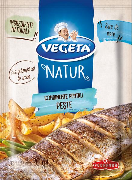 Vegeta Natur Condimente pentru Peste