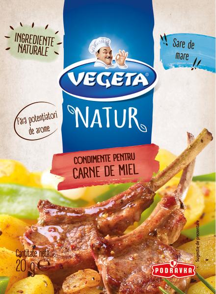 Vegeta Natur Condimente pentru carne de miel