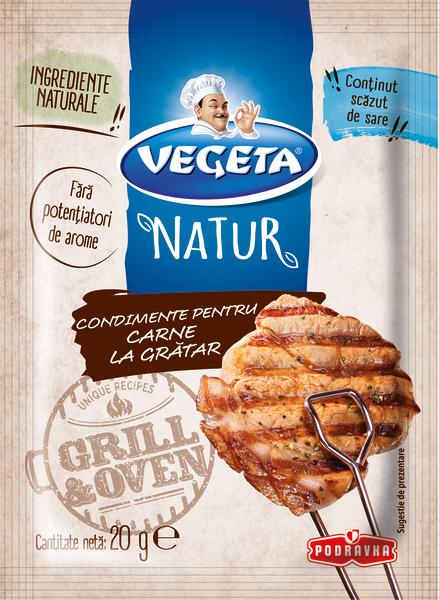 Vegeta Natur Condimente pentru carne la gratar