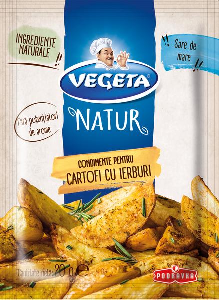 Vegeta Natur Condimente pentru cartofi