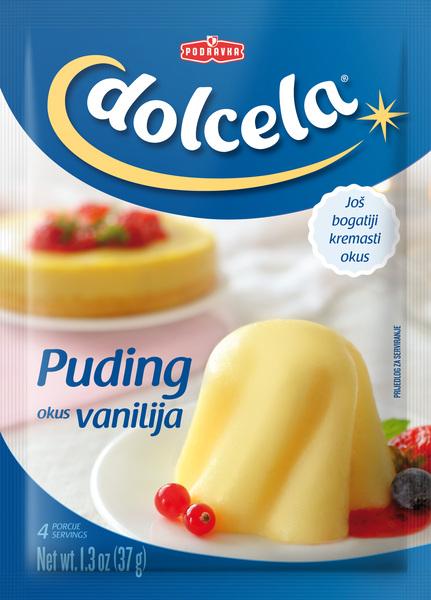 Puding okus vanilja