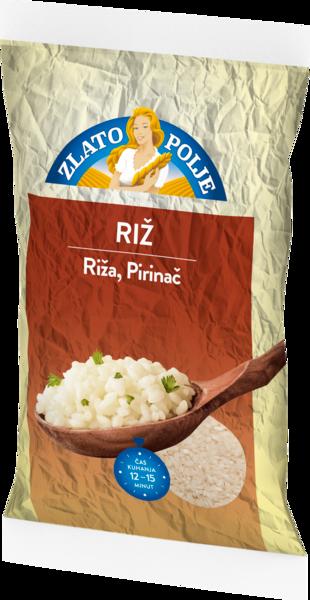 Riža blazinica